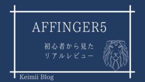 【最新版】AFFINGER5(アフィンガー)は初心者に難しい!?ブログ初心者のリアルな感想